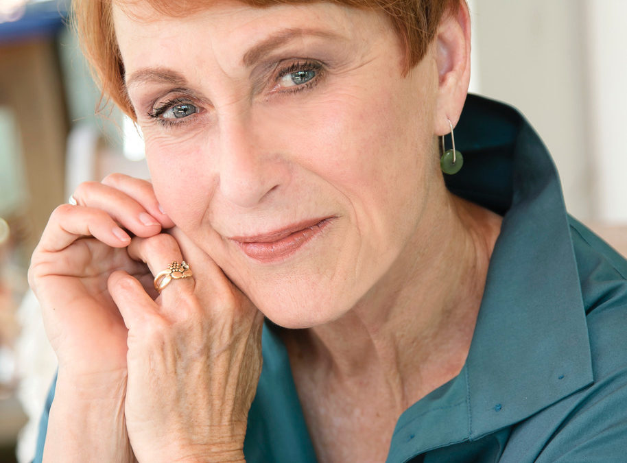 Amanda McBroom – songwriter.  The birth of a classic song.